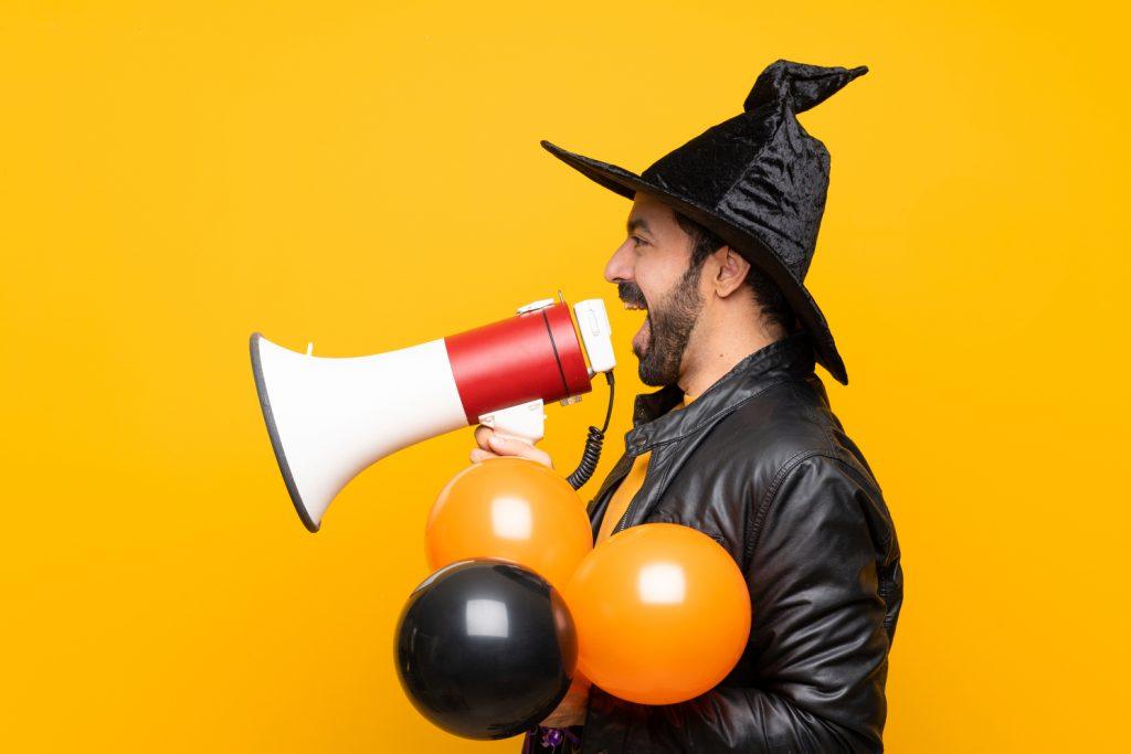 ideas promo halloween